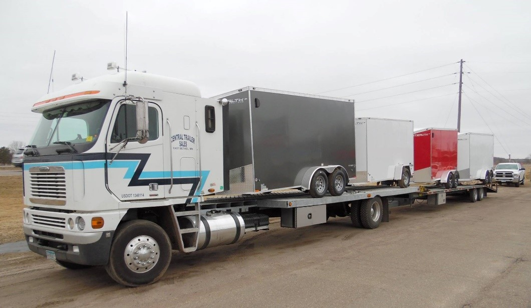 Central Trailer Sales Truck