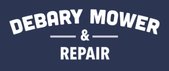 DeBary Mower & Repair Logo