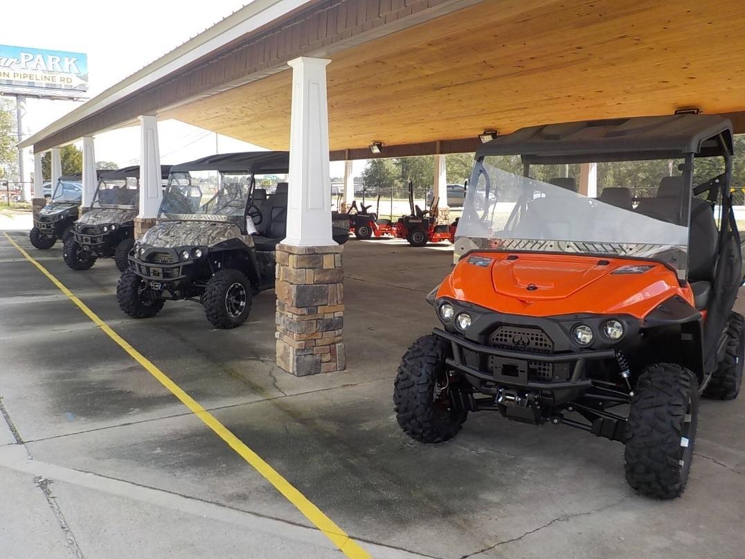 EZ Ride Equipment
