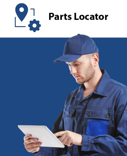 Parts Locator