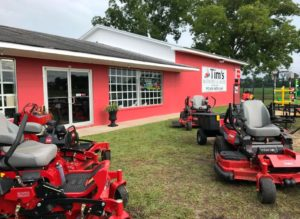 Tim Mowers Outside