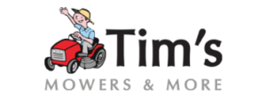 Tim's Mowers & More Logo