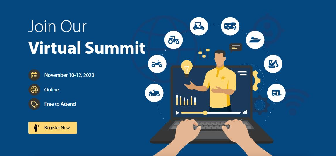 Join Virtual Summit Dealers