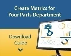 Guide: Key Metrics for Parts Department