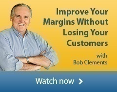 Webinar with Bob Clements: Improve Your Margins